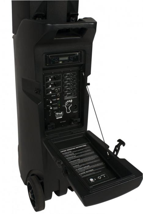 bigfoot sonorisation portable. Black Bedroom Furniture Sets. Home Design Ideas
